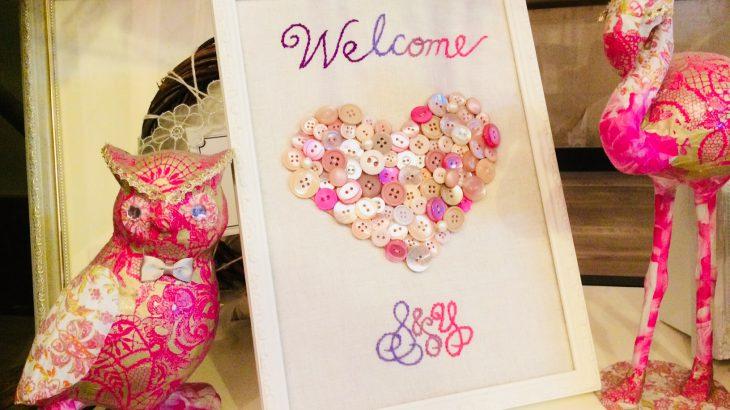 DIY花嫁の心をくすぐる!三条市のレトロかわいい手芸屋さん「BonBon」に行ってみた!