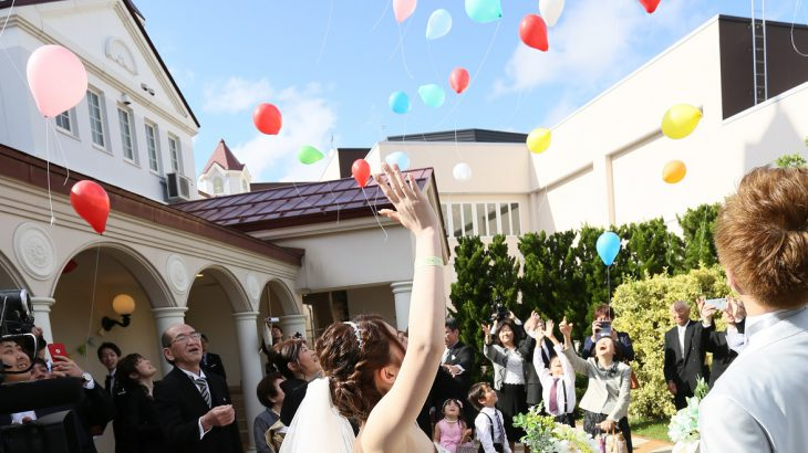 【結婚式レポート】手作りアイテムで魅せるウエディングフェスティバル@長岡ベルナール/長岡市