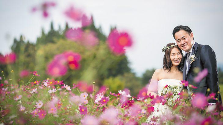 新潟らしい景色と演出が大好評! リゾート気分で楽しめる結婚式 in あてま高原リゾート ベルナティオ